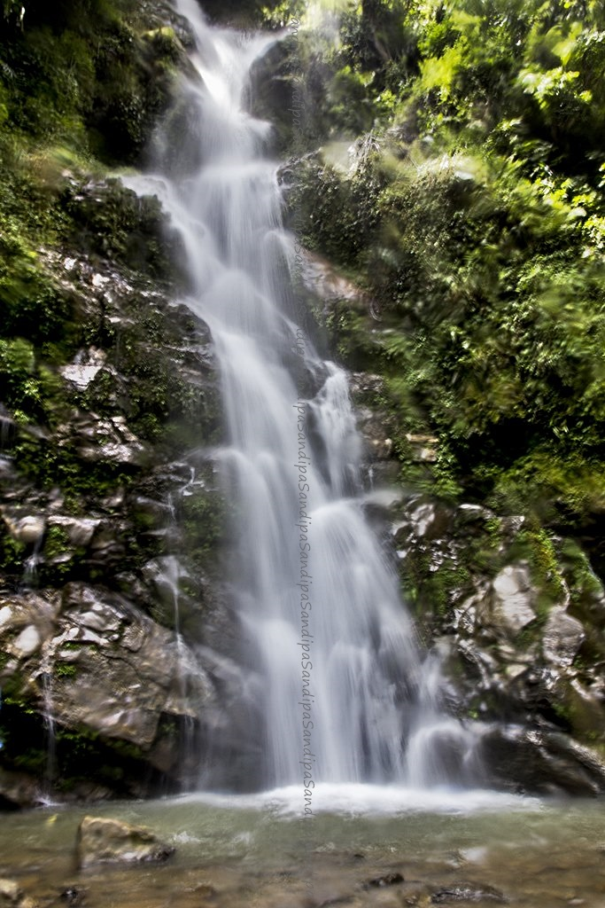 Rimbik Falls